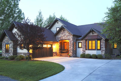 Carbondale Single Family Home For Sale: 4135 Crystal Bridge Drive
