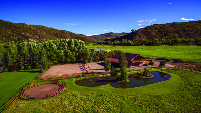 Basalt Farm & Ranch For Sale: 300 Horseshoe Drive