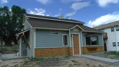 Silt Single Family Home For Sale: 840 Ballard