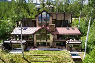 Snowmass Single Family Home For Sale: 1581 Wood Road
