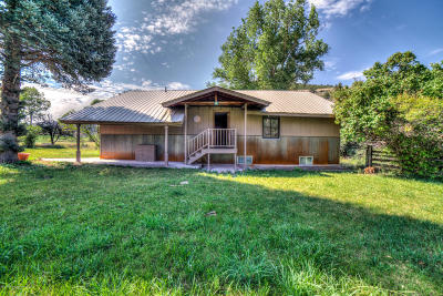 New Castle Single Family Home For Sale: 2571 County Road 314