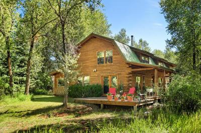 Basalt Single Family Home For Sale: 10 River Oaks Lane
