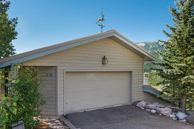 Snowmass Single Family Home For Sale: 104 Wildridge Lane