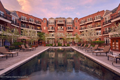 Aspen Timeshare For Sale: 415 E Dean Unit 17, Wk 31