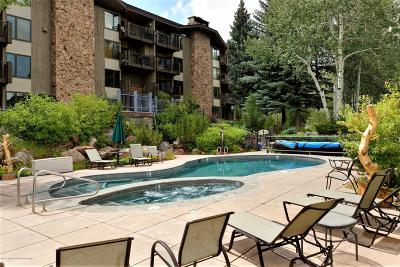 Snowmass Condo/Townhouse For Sale: 105 Campground Lane #104