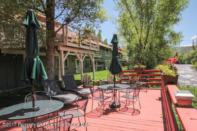 Snowmass Condo/Townhouse For Sale: 4070 Lower River Road #18