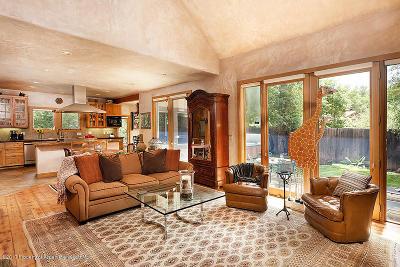 Basalt Single Family Home For Sale: 60 River Cove
