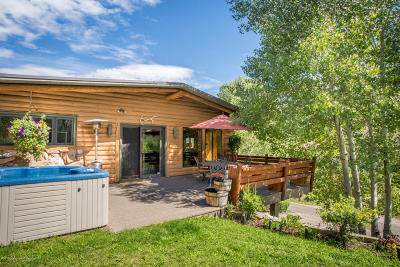 Snowmass Single Family Home For Sale: 167 Picket Pin Lane
