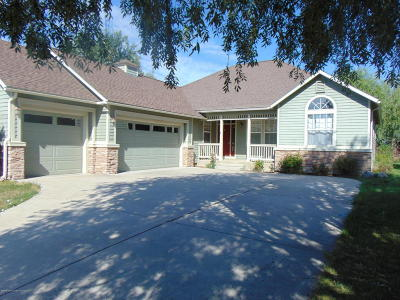 New Castle Single Family Home For Sale: 708 N Wild Horse Drive