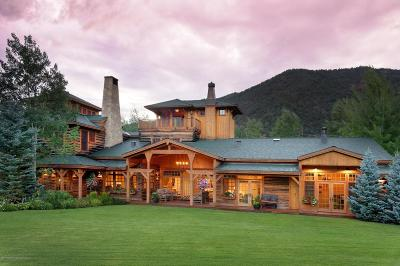 Snowmass Farm & Ranch For Sale: 1621 Lower River Road