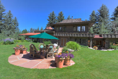 Snowmass Single Family Home For Sale: 9000 Snowmass Creek Road