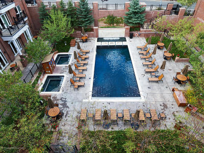 Aspen Timeshare For Sale: 415 E Dean Unit 4ab Week 26 Street
