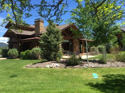 Carbondale Single Family Home For Sale: 42 Crystal Canyon Drive