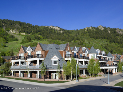 Aspen Timeshare For Sale: 415 E Dean Unit 17, Week 32