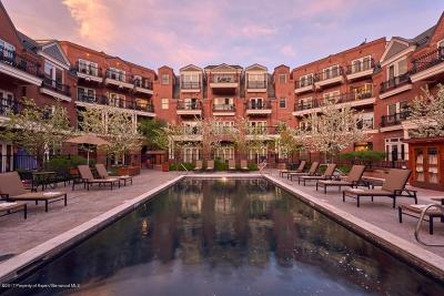 Aspen Timeshare For Sale: 415 E Dean Unit 20, Wks 51&52