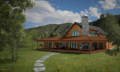 Basalt Single Family Home For Sale: Tbd Arbaney Ranch Road #Cabin B