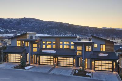 Carbondale Condo/Townhouse For Sale: 232 Overlook Ridge