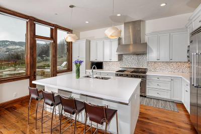 Snowmass Single Family Home For Sale: 50 Old Pond Way