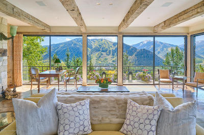 Aspen Single Family Home For Sale: 85 Sabin Drive