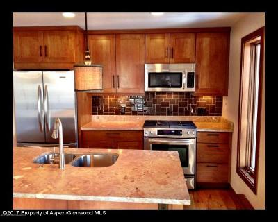 Snowmass Condo/Townhouse For Sale: 35 Upper Woodbridge Road #9AB