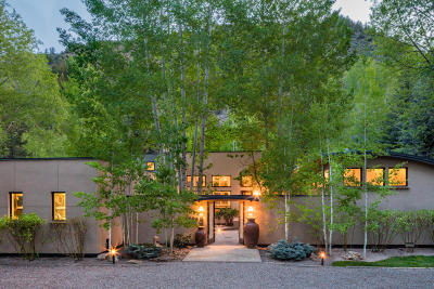 Aspen Rental For Rent: 1445 Red Butte Drive