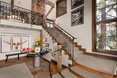 Aspen Single Family Home For Sale: 372 Glen Eagles Drive