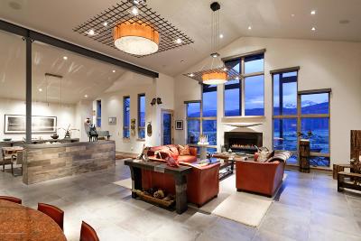 Basalt Single Family Home For Sale: 460 Hillcrest Drive