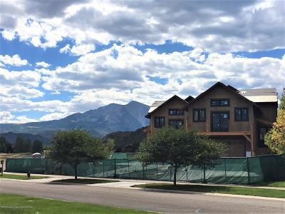Carbondale Condo/Townhouse For Sale: 3720 Crystal Bridge Drive