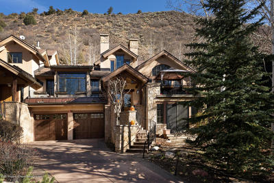 Aspen Condo/Townhouse For Sale: 1530 Silver King Drive