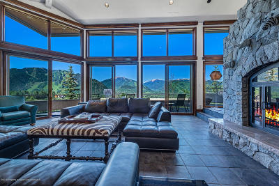 Aspen Single Family Home For Sale: 260 Wrights Road
