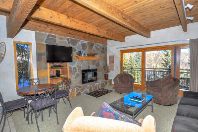 Snowmass Condo/Townhouse For Sale: 690 Carriage Way #A-2D