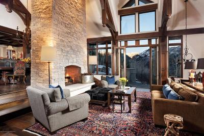 Aspen Single Family Home For Sale: 112 Falcon Road