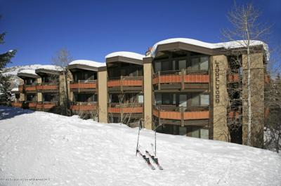 Snowmass Condo/Townhouse For Sale: 640 Carriage Way #414