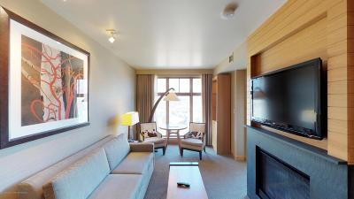 Snowmass Condo/Townhouse For Sale: 130 Wood Road #608