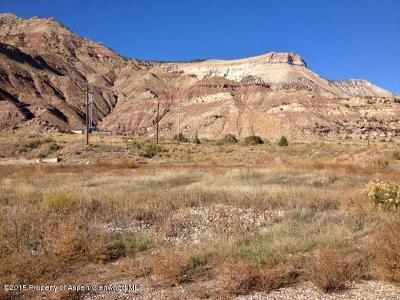 Battlement Mesa, Parachute Commercial Lots & Land For Sale: Tbd Walker & Scarrow Avenue