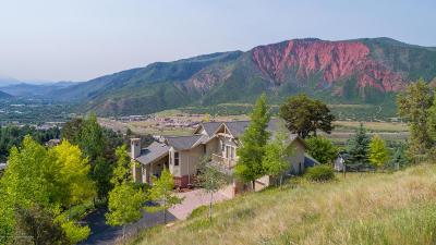 Glenwood Springs Single Family Home For Sale: 705 Silver Oak Drive