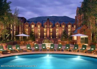 Aspen Timeshare For Sale: 315 E Dean St. B53 Wks 8, 12, 25, 38