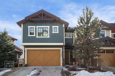 Basalt Condo/Townhouse For Sale: 158 Juniper Trail