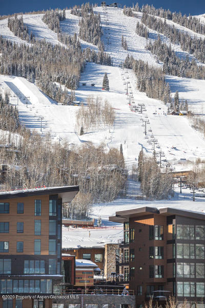 Snowmass Condo/Townhouse For Sale: 45 Wood Road #603