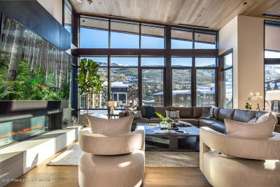 Snowmass Condo/Townhouse For Sale: 45 Wood Road #703