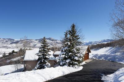 Aspen Single Family Home For Sale: 1684 Medicine Bow Road
