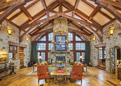 Snowmass Single Family Home For Sale: 2280/2288 Snowmass Creek Road
