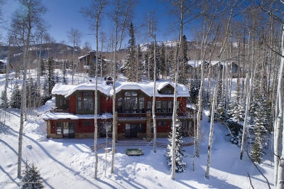 Snowmass Single Family Home For Sale: 1993 Faraway Road
