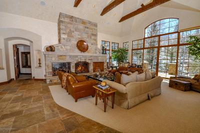 Snowmass Single Family Home For Sale: 211 S Pine Crest Drive