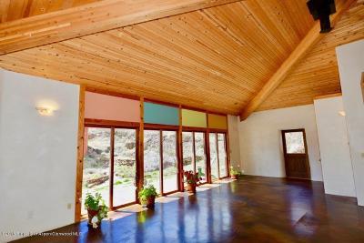 Glenwood Springs Single Family Home For Sale: 7 Black Diamond Mine Road