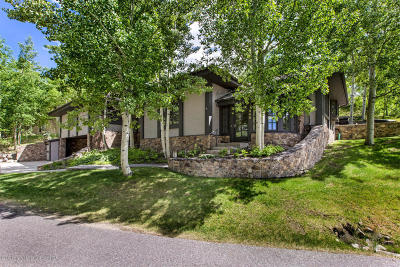 Snowmass Single Family Home For Sale: 246 Stellar Lane