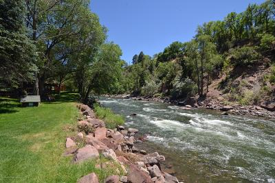 Glenwood Springs Commercial Lots & Land For Sale: 1287 County Road 154