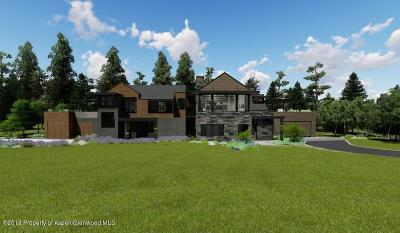 Aspen Residential Lots & Land For Sale: 675 Meadows Road