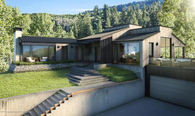 Aspen Single Family Home For Sale: 97 Mountain Laurel Court