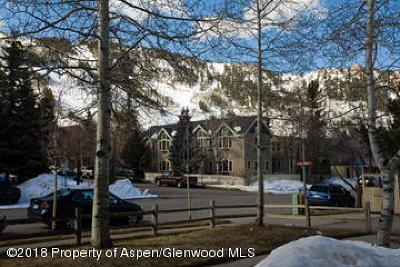 Aspen Condo/Townhouse For Sale: 900 E Hopkins Avenue #3